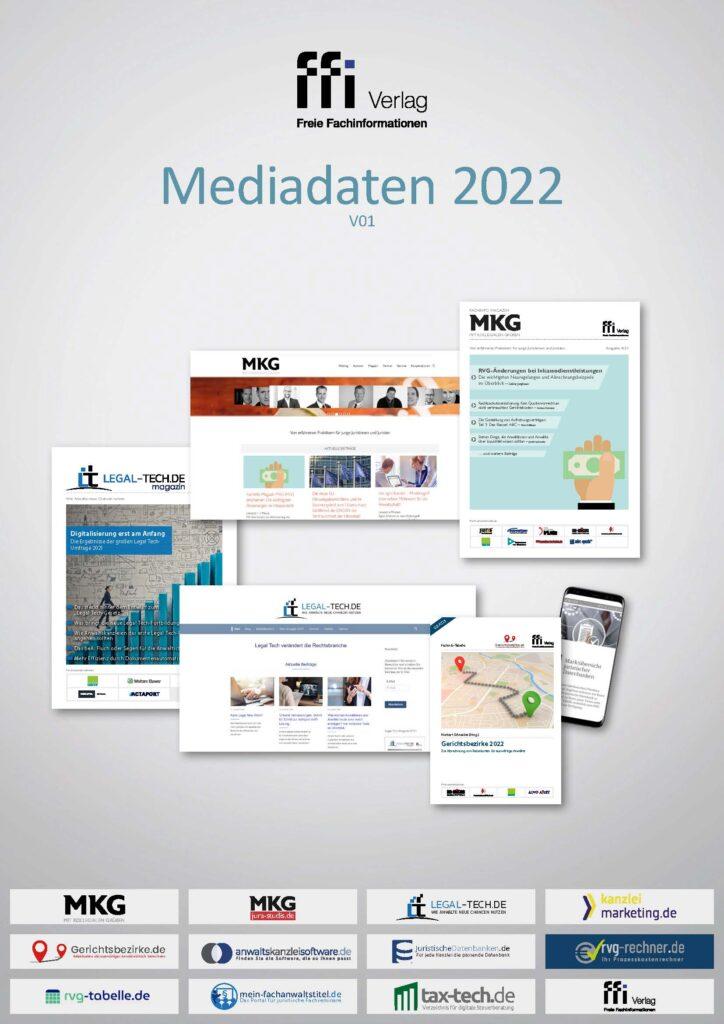 Mediadaten 2022